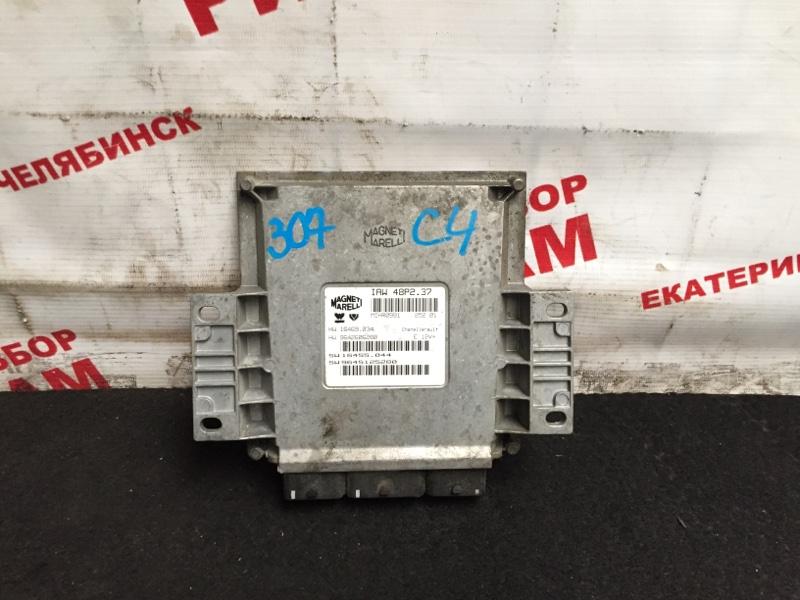 Блок управления Citroen C4 LA EW10J4