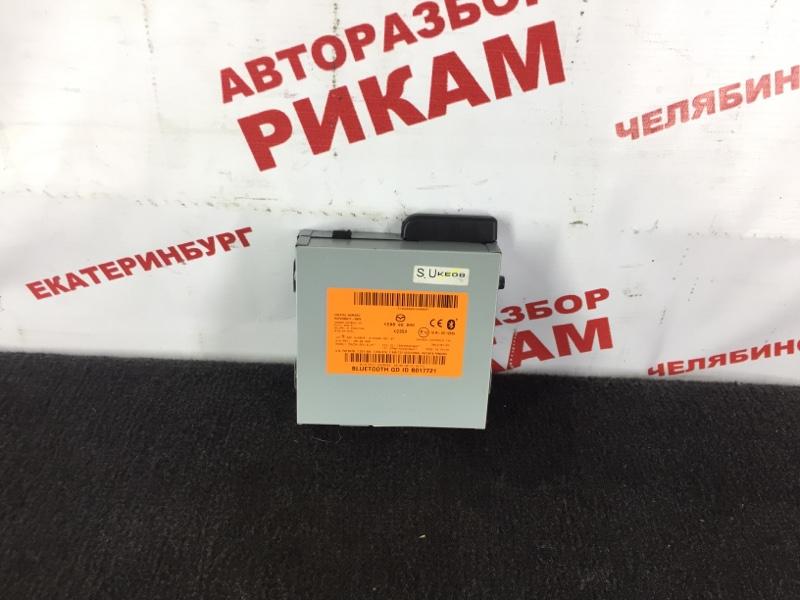 Блок управления Mazda Cx-5 KEEF PE-VPS 2012