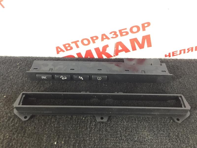 Блок кнопок Bmw X3 E83 M54 306S3 2004
