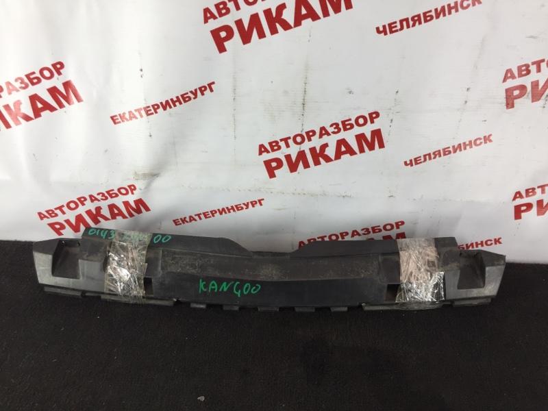 Накладка под бампер Renault Kangoo KC K9KW71 2008 передняя
