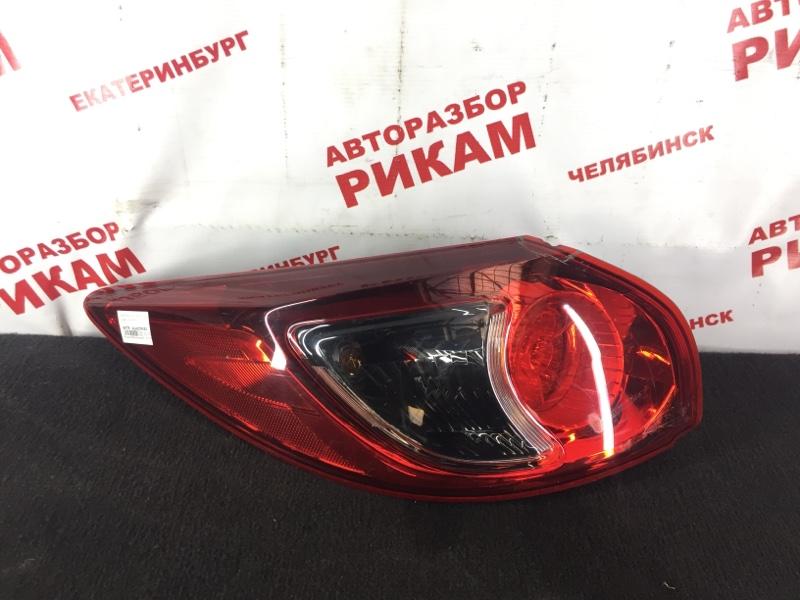 Стоп-сигнал Mazda Cx-5 KE PE-VPS 2012 задний левый