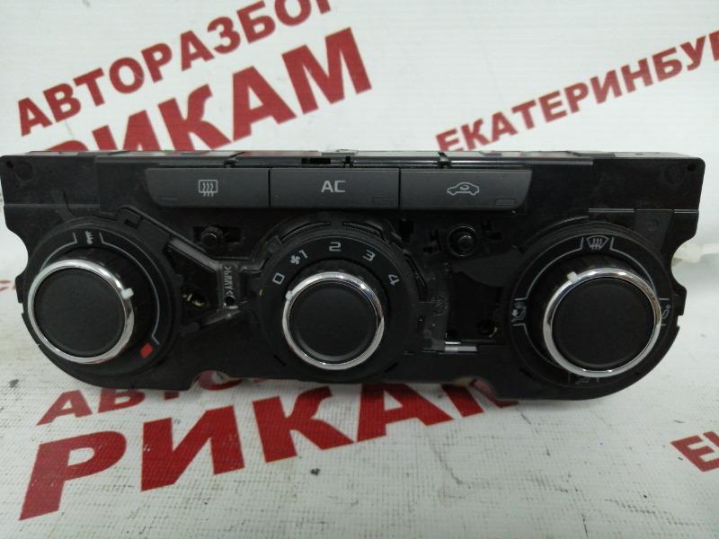 Блок климат-контроля Skoda Yeti 5L CBZ 2012