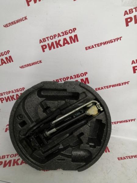 Домкрат Skoda Octavia A5 1Z5 CAX 2012