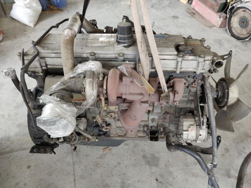Двигатель Mitsubishi Fuso FK61FH 6M60