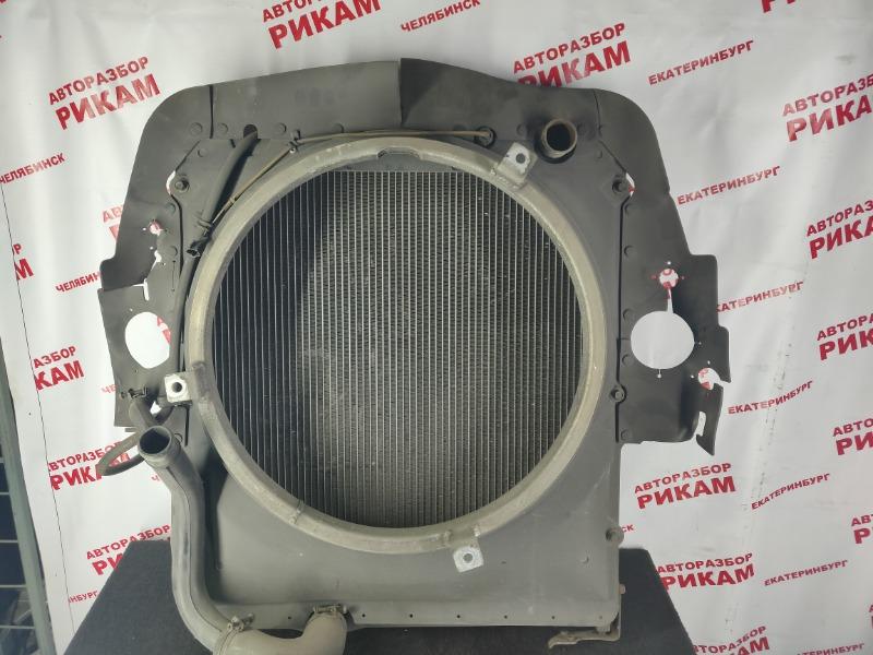 Радиатор охлаждения Mitsubishi Fuso FK61FH 6M60
