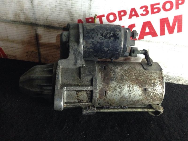 Стартер Chevrolet Lanos T100 A15SMS