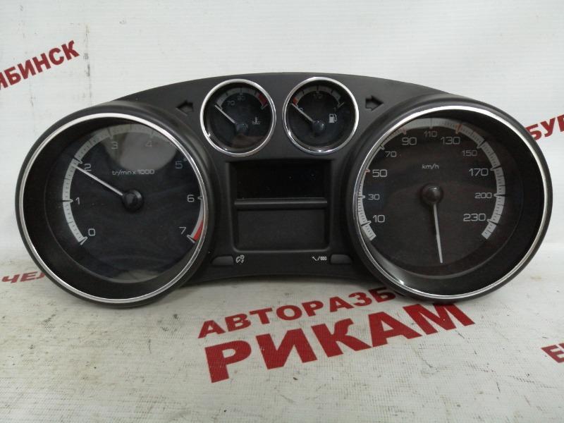 Панель приборов Peugeot 308 4A/C 10FJBJ 2010