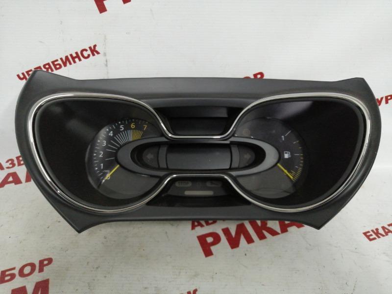 Панель приборов Renault Captur J5 H5F403 2016