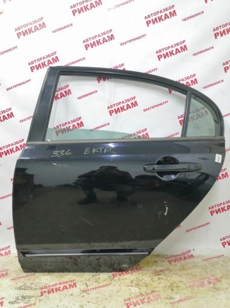 Дверь Honda Civic FD1 R18A1 2007 задняя левая