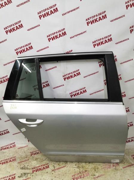 Дверь Skoda Superb 3T CFGB 2011 задняя правая