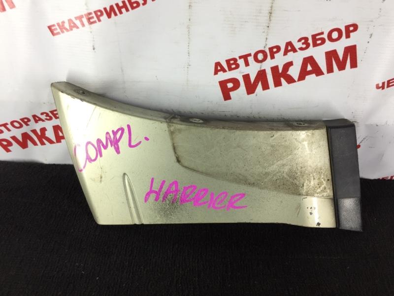 Накладка крыла Toyota Harrier передняя правая