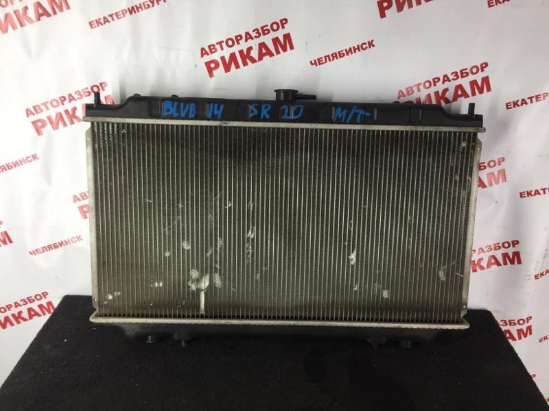 Радиатор охлаждения Nissan Bluebird EU14 SR20DE
