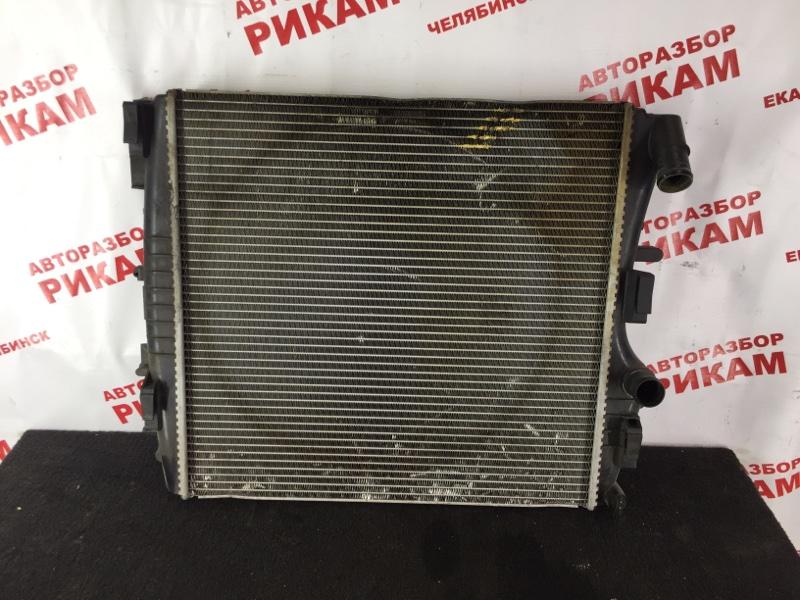 Радиатор охлаждения Renault Kangoo KC K9KW71 2008