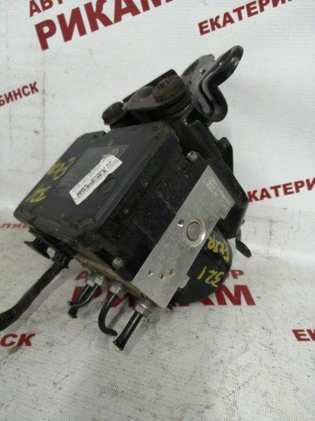 Блок abs Skoda Superb 3T CFGB 2011