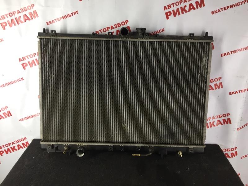 Радиатор охлаждения Mitsubishi Chariot N84W 4G64