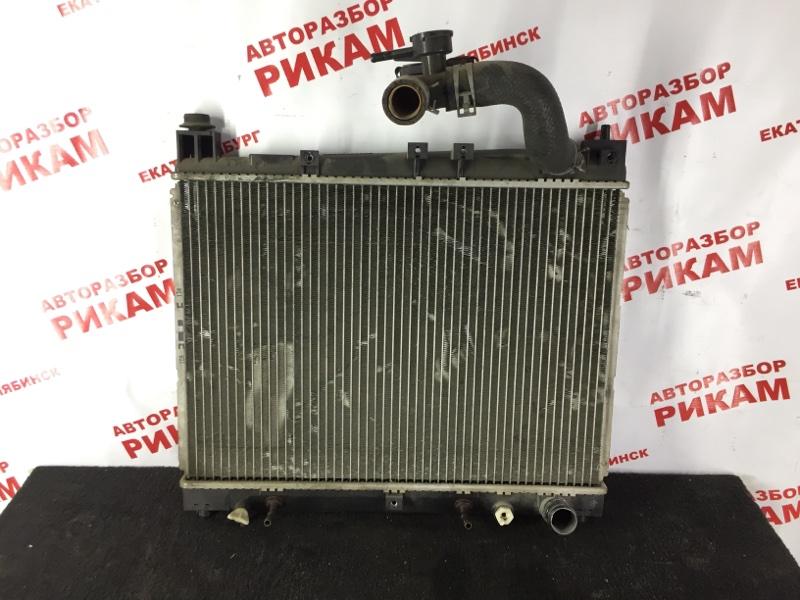 Радиатор охлаждения Toyota Probox 1NZ-FE