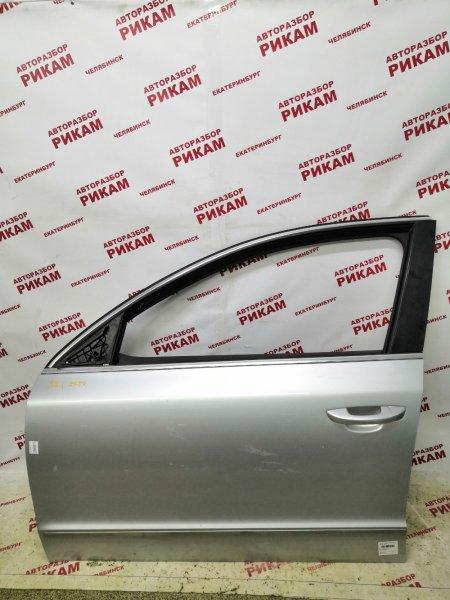 Дверь Skoda Superb 3T CFGB 2011 передняя левая