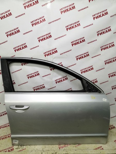 Дверь Skoda Superb 3T CFGB 2011 передняя правая