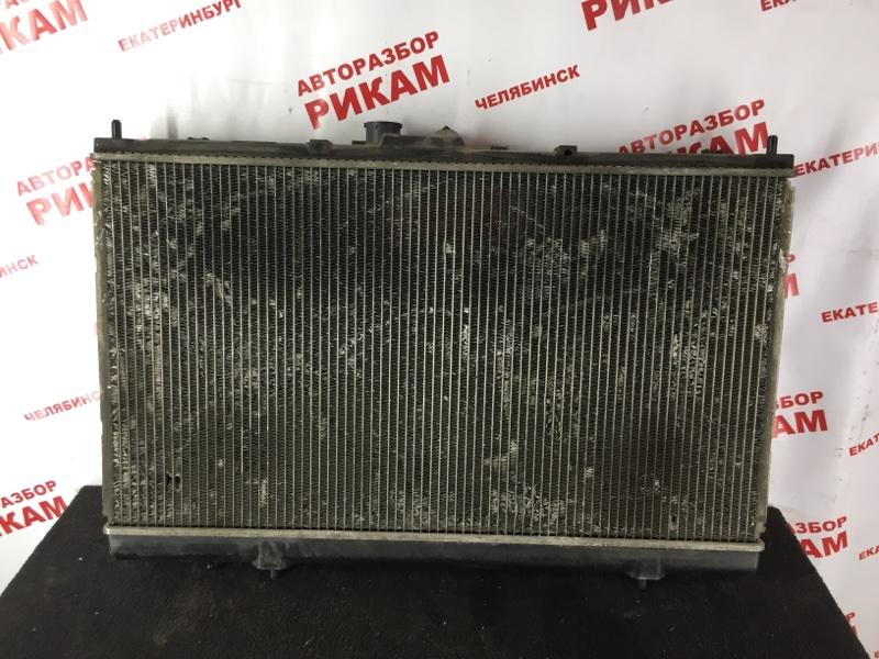 Радиатор охлаждения Mitsubishi Rvr N71W