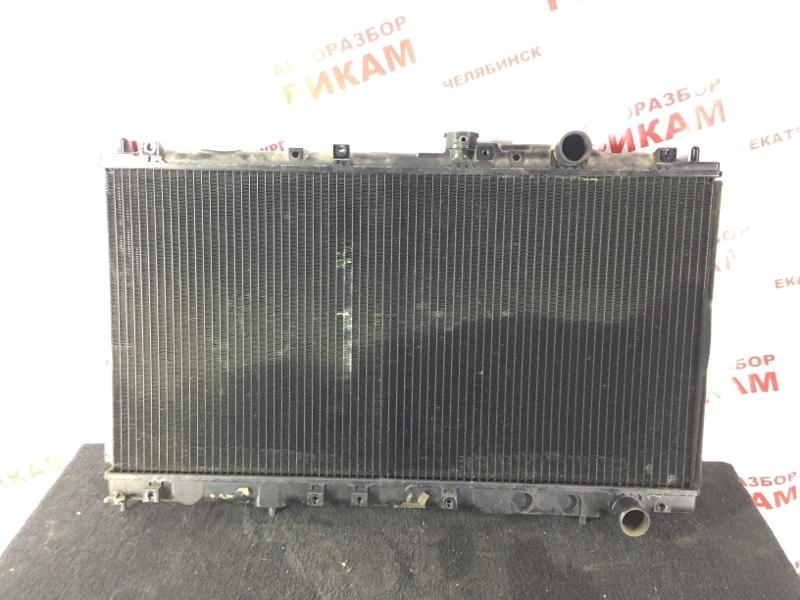 Радиатор охлаждения Mitsubishi Galant E74A