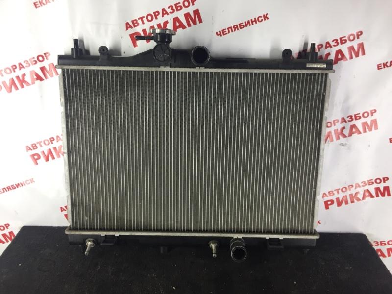 Радиатор охлаждения Nissan Tiida C11 HR15DE 2005