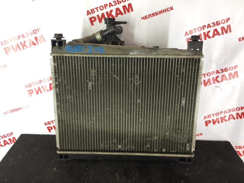 Радиатор охлаждения Toyota Platz 1NZ-FE