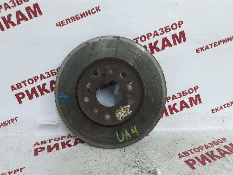 Диск тормозной Honda Saber UA4 J25A передний