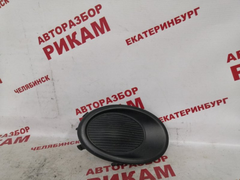 Заглушка бампера Nissan Qashqai J10 MR20DE 2010 правая нижняя