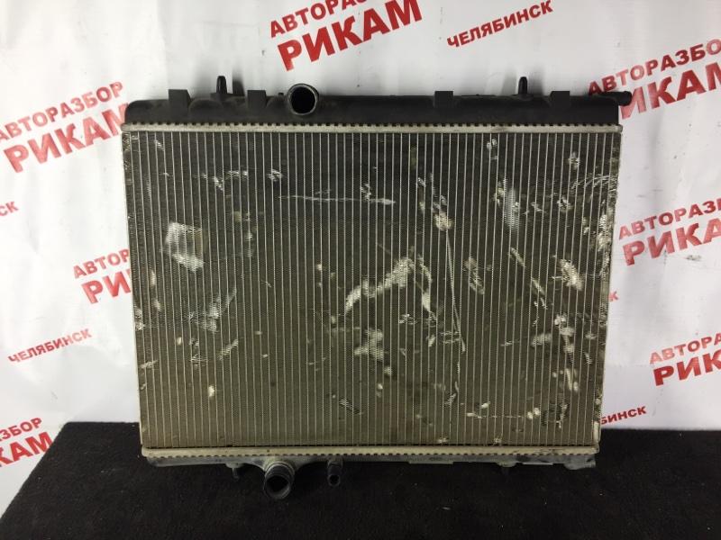 Радиатор охлаждения Citroen C4 LA TU5JP4