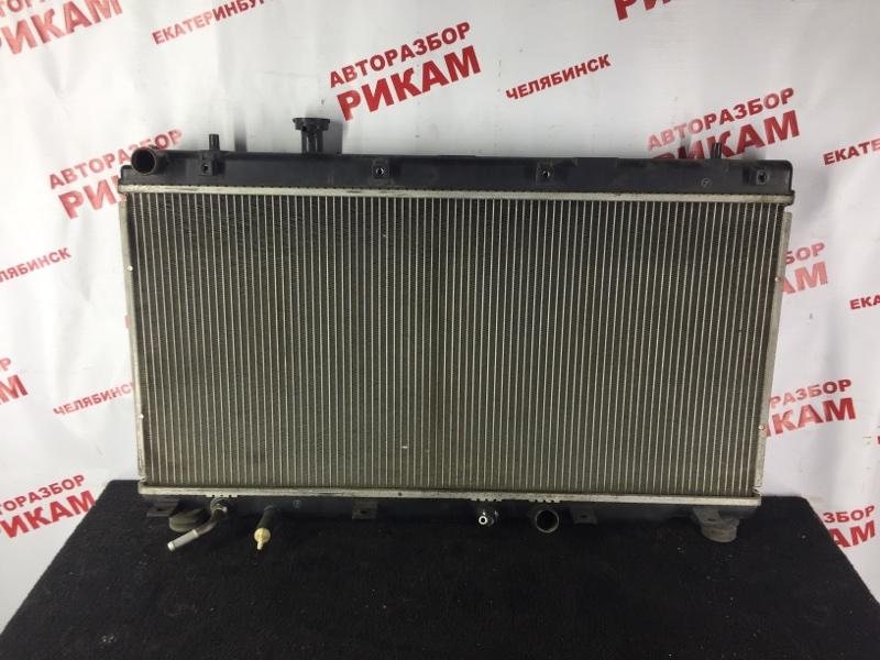 Радиатор охлаждения Honda Fit Aria GD6
