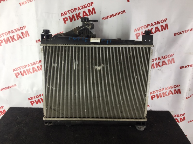 Радиатор охлаждения Toyota Porte NNP11 1NZ-FE