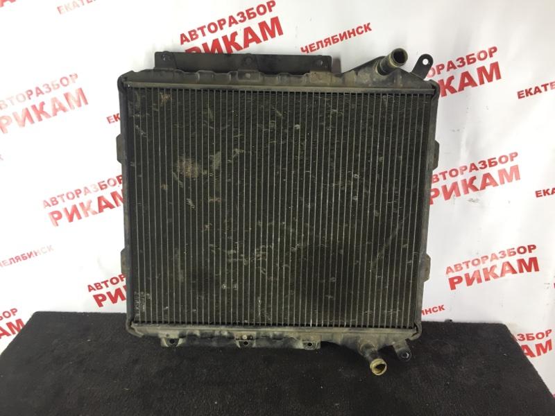 Радиатор охлаждения Toyota Town Ace CR30 2C