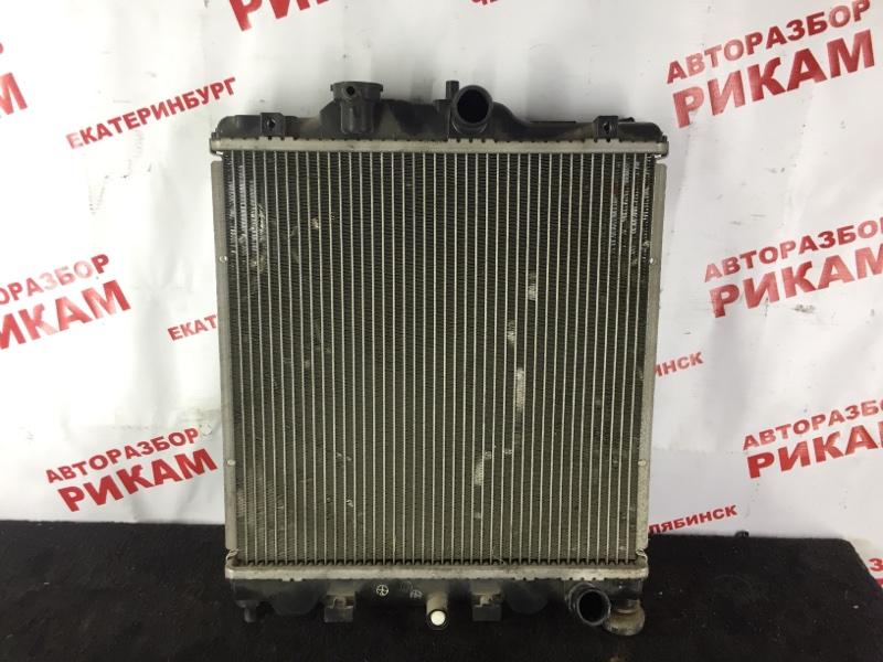 Радиатор охлаждения Honda Mobilio GB1