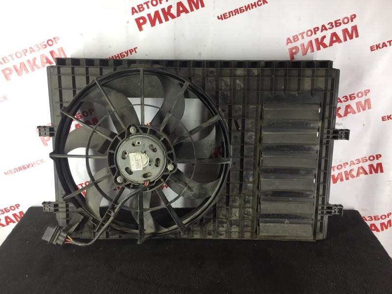 Диффузор Skoda Fabia 5J2 CGG 2012