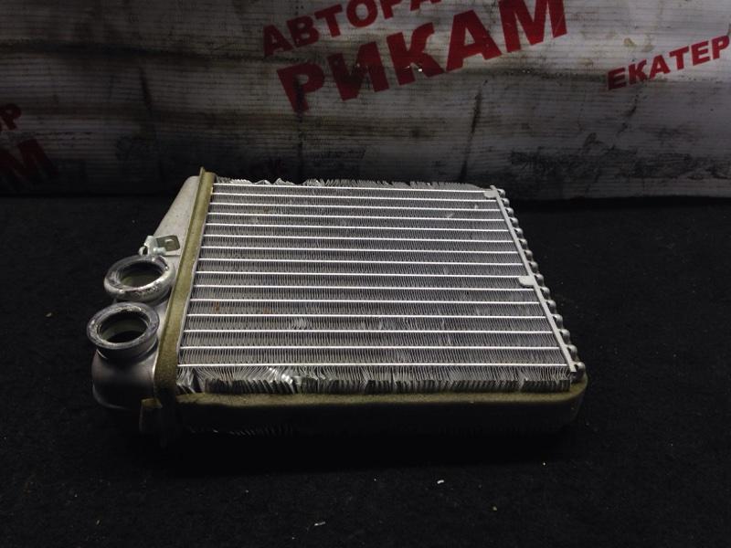 Радиатор печки Nissan Note E11 HR15DE
