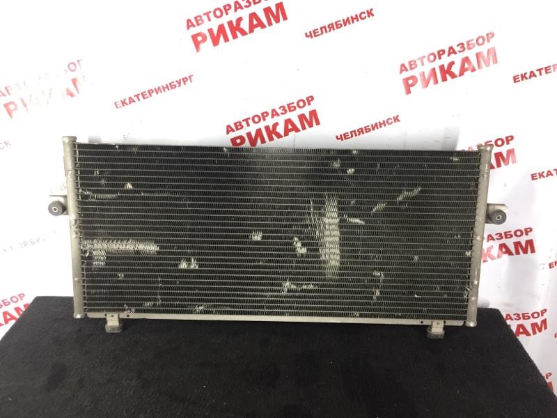 Радиатор кондиционера Nissan Bluebird EU14