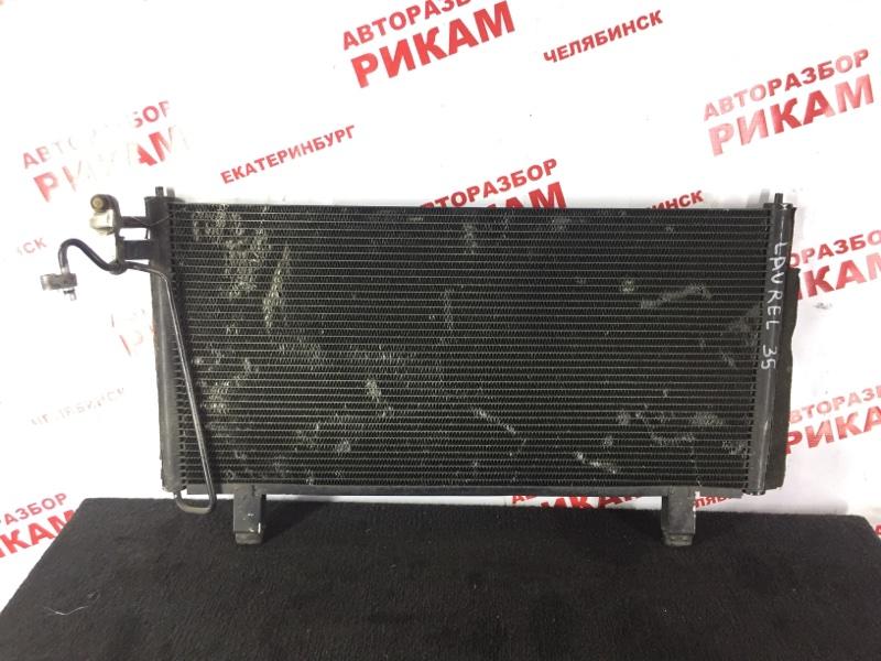 Радиатор кондиционера Nissan Laurel GC35
