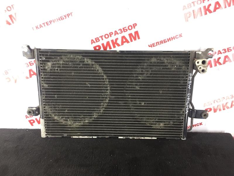 Радиатор кондиционера Mitsubishi Delica PE8W