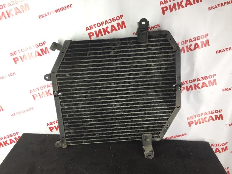 Радиатор кондиционера Toyota Hiace KZH116