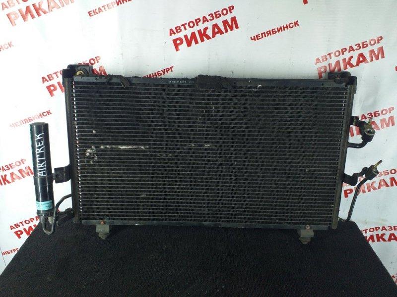 Радиатор кондиционера Mitsubishi Airtrek CU2W