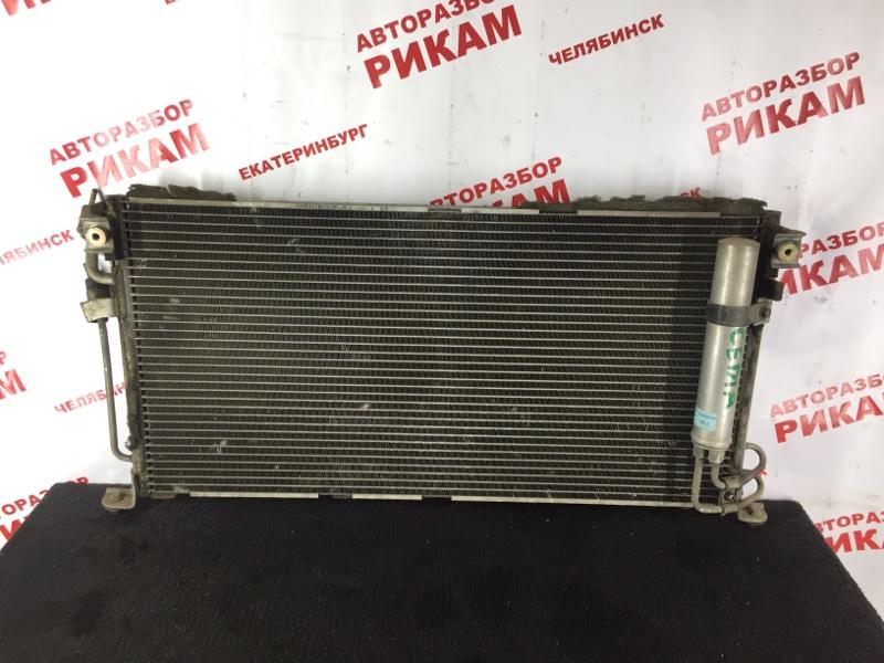 Радиатор кондиционера Mitsubishi Lancer Cedia CS2A