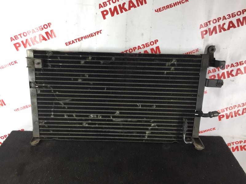 Радиатор кондиционера Mitsubishi Chariot N33W/ N43W