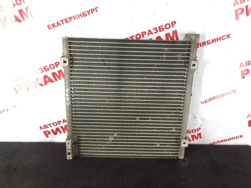Радиатор кондиционера Honda Capa GA4
