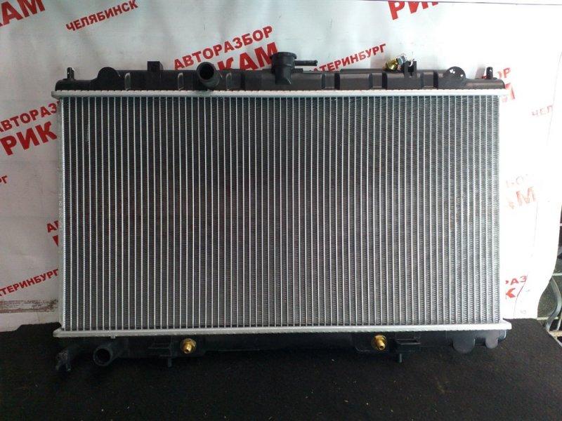 Радиатор охлаждения Nissan Ad/ Bluebird Sylphy/ Sunny/ Wingroad Y11/ QG10/ FB15 QG15