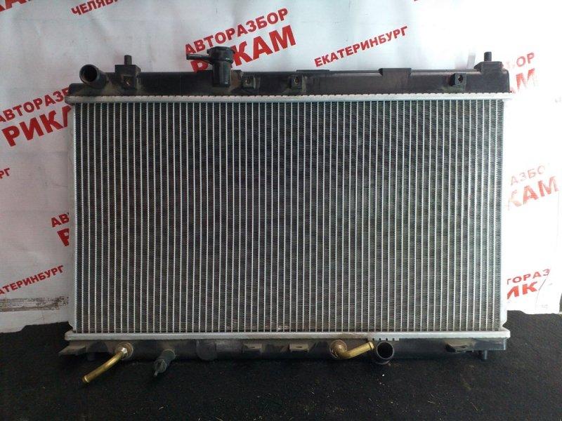 Радиатор охлаждения Honda Fit Aria GD6 L13A
