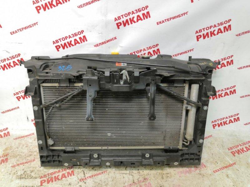 Рамка радиатора Mazda Mazda6 GH L5-VE 2010 передняя