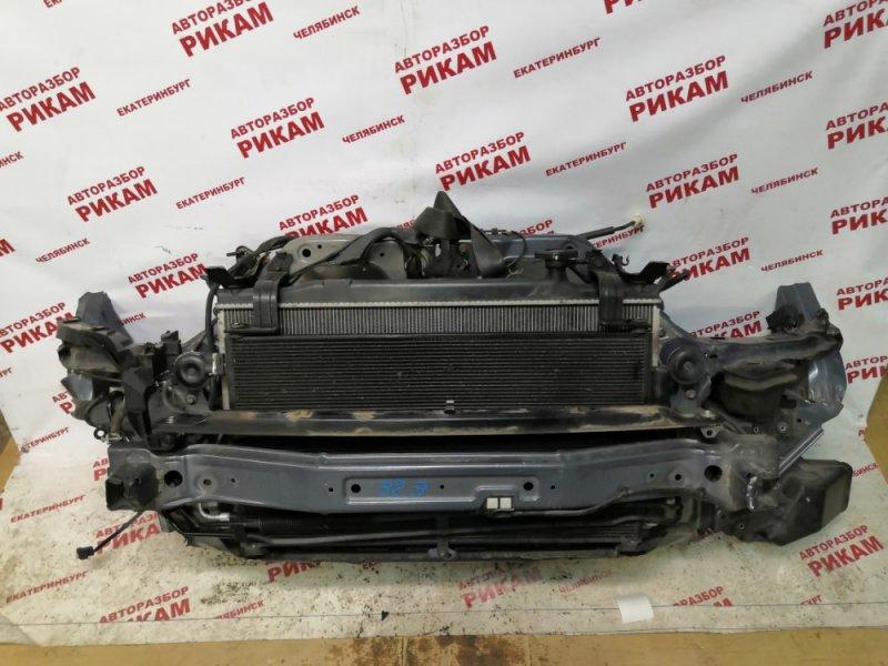 Передняя панель кузова Honda Cr-V RE4 K24Z1 2009 передняя