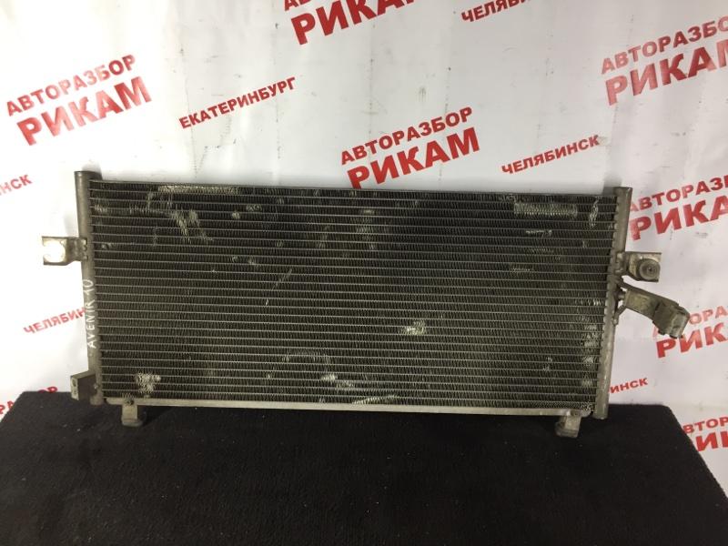 Радиатор кондиционера Nissan Avenir W10