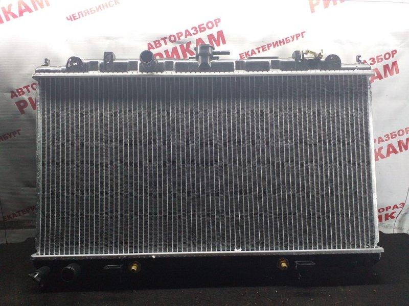 Радиатор охлаждения Nissan Sunny Y11/ QG10/ FB15 QG15