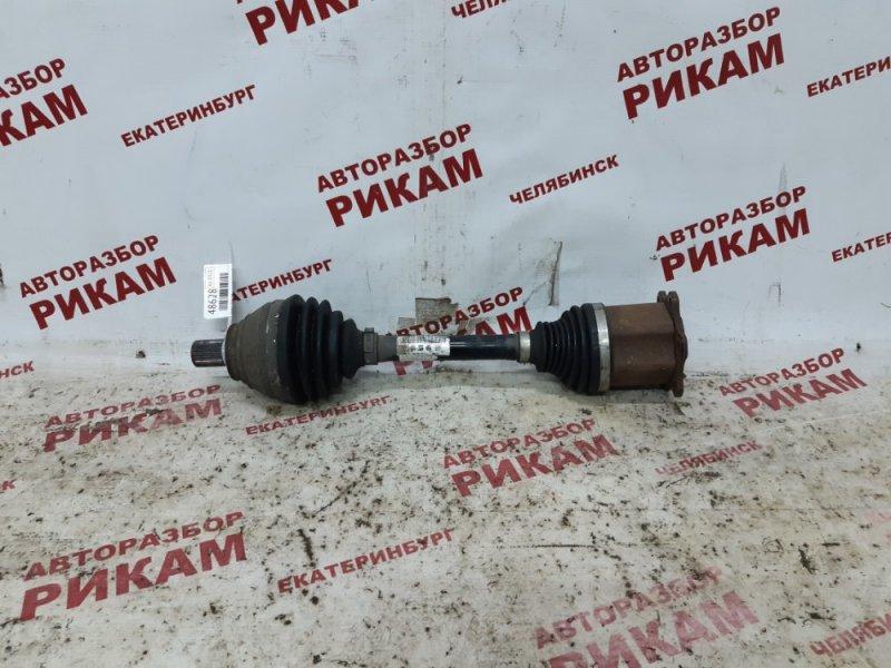 Привод Skoda Superb 3T CFGB 2011 передний левый